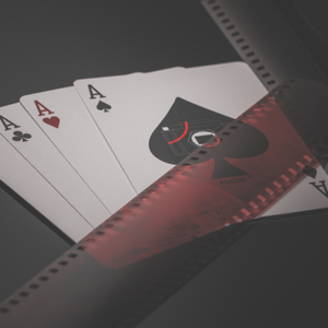 Focus Playing Cards by Adam Borderline