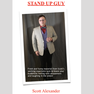 Stand Up Guy by Scott Alexander – Book