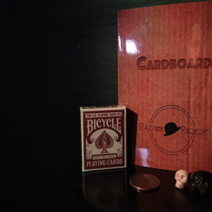 CARDBOARD The Book by Patrick G. Redford – Book