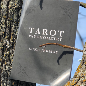Tarot Psychometry (Book and Online Instructions) by Luke Jermay – Book