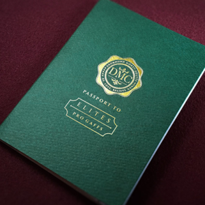 Passport to Gaff Decks by Phill Smith and DMC – Book