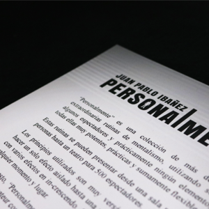 PERSONALMENTE by Juan Pablo Ibañez – Book