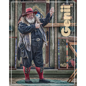 Genii Magazine April 2020 – Book