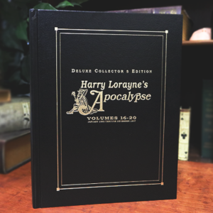 Apocalypse Deluxe 16-20 – #4 (Signed and Numbered) by Harry Loranye – Book