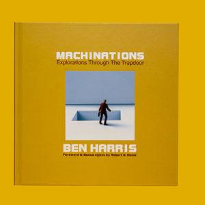 Machinations by Ben Harris – Book