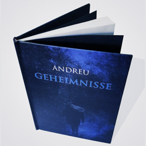 GEHEIMNISSE (Hardcover) Book and Gimmicks by Andreu – Book