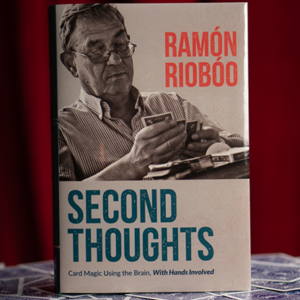 Second Thoughts by Ramon Rioboo and Hermetic Press – Book