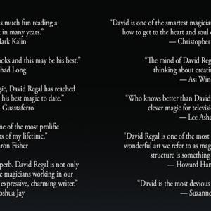 Interpreting Magic by David Regal – Book