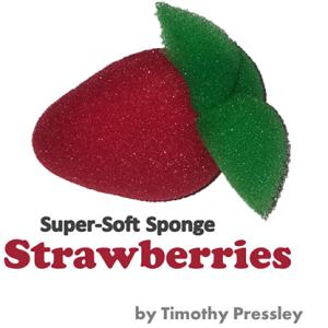 Super-Soft Sponge Strawberries by Timothy Pressley and Goshman – Trick