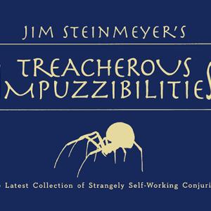 Treacherous Impuzzibilities by Jim Steinmeyer – Book