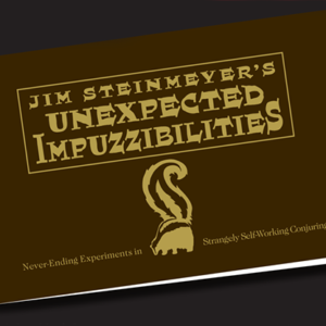 Unexpected  Impuzzibilities by Jim Steinmeyer – Book