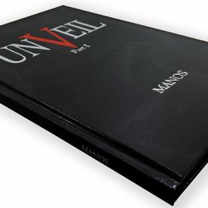 UnVeil by Manos Kartsakis – Book