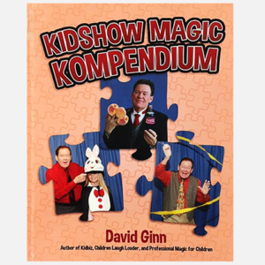 KIDSHOW MAGIC KOMPENDIUM by David Ginn – Book