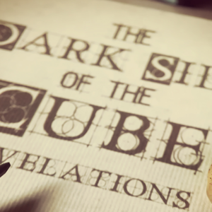The Dark Side Of The Cube – Revelations by Diego Voltini – Book