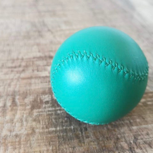 Final Load Ball Leather Green (5.7 cm) by Leo Smetsers – Trick