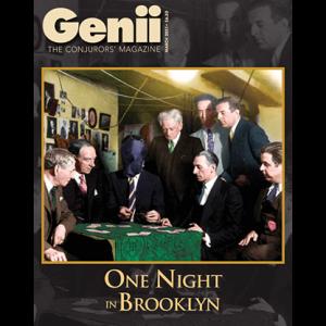 Genii Magazine March 2021 – Book
