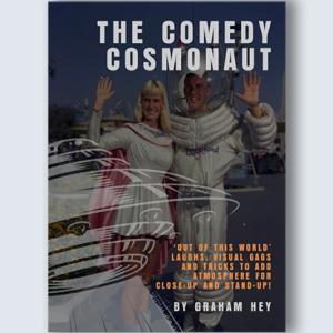 Comedy Cosmonaut by Graham Hey – Book