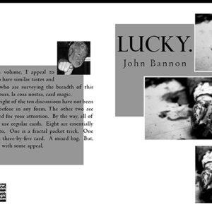 Lucky by John Bannon – Book