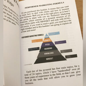 Performer Marketing Formula by Luca Volpe – Book