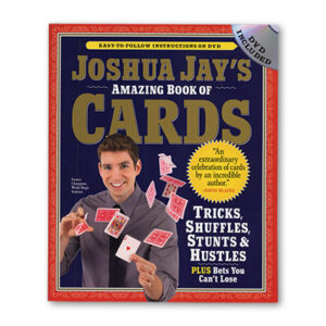 Joshua Jay's Amazing Book of Cards – Book