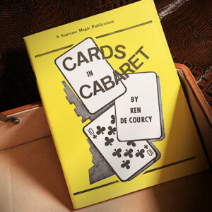 Cards in Cabaret by Ken de Courcy – Book