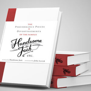 Handsome Jack etc. by John Lovick – Book