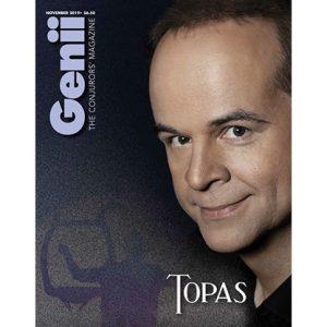 "Genii Magazine ""Topas"" November 2019 – Book"