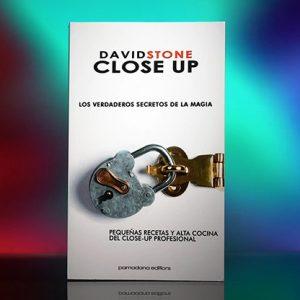 CLOSE UP: LOS VERDADEROS SECRETOS DE LA MAGIA (Spanish) – Book