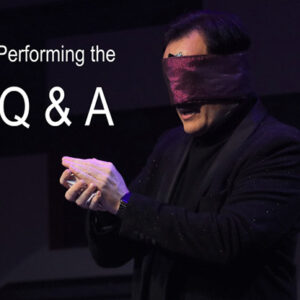 Performing the Q&A by Gerry McCambridge – Book
