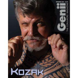 Genii Magazine September 2020 – Book