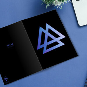 Triad by Luca Volpe – Book
