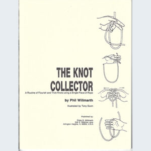 The KNOT Collector by Phil Willmarth   – Book