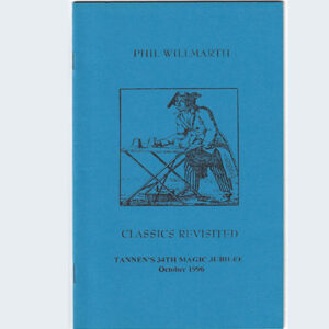 Classics Revisited by Phil Willmarth   – Book