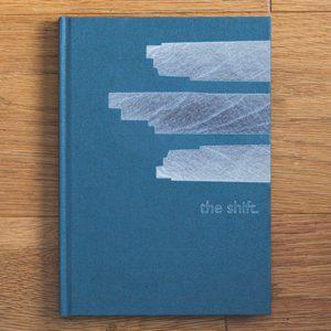 Studio52 presents The Shift Vol 3 by Ben Earl – Book