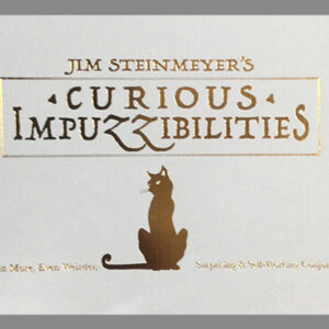 Curious Impuzzibilities by Jim Steinmeyer – Book