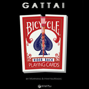 Gattai by Morning & Himitsu Magic – Trick