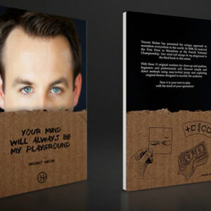 Your Mind Will Always Be My Playground  by Vincent Hedan – Book