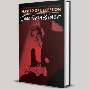 Master Of Deception by John Ivan Palmer – Book