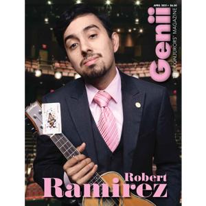 Genii Magazine April 2021- Book
