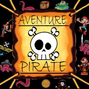 PIRATE ADVENTURE (Gimmicks and Online Instructions) by Mago Flash – Trick
