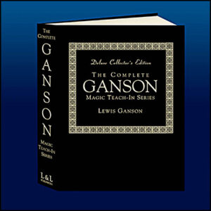The Complete Ganson Teach-In Series Deluxe Edition by Lewis Ganson and L&L Publishing – Book