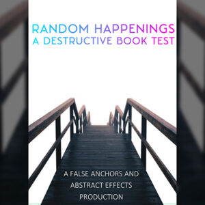 Random Happenings (Gimmicks and Online Instructions) by Ryan Schlutz – Trick
