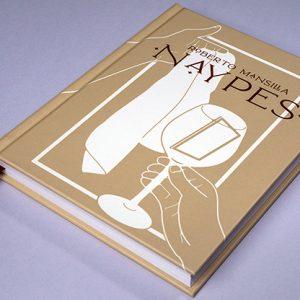 Naypes by Roberto Mansilla – Book