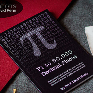 Pi Revelations by David Penn – Book