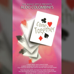 Come Together by Aldo Colombini and Magic Apple – Trick