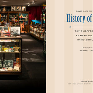 David Copperfield's History of Magic by David Copperfield, Richard Wiseman and David Britland – Book