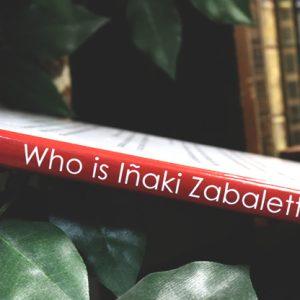 Who is Inaki Zabaletta?  by Vernet Magic – Book